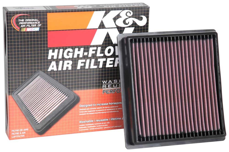 K/&N Filters 33-2008-1 Air Filter Fits 85-92 Camaro