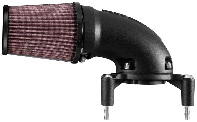 K/&N 57-1134 Performance Air Intake System for 08-17 Harley Davidson