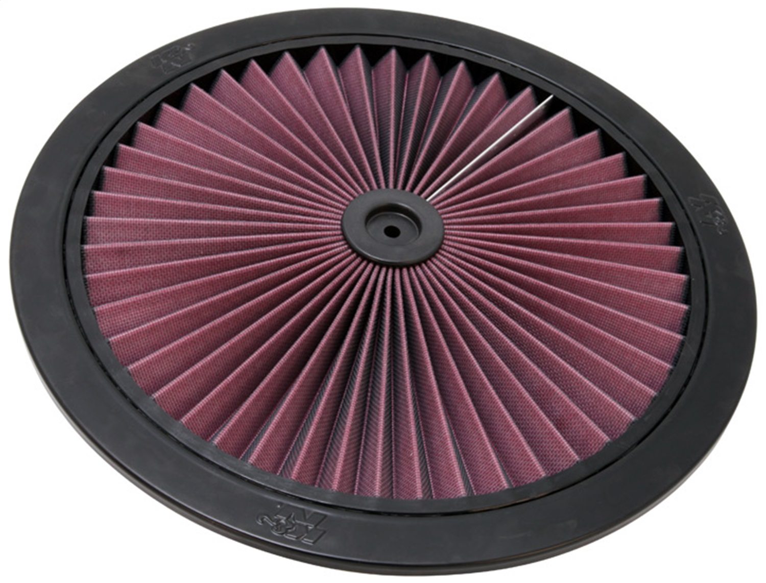 kn filters    stream  air cleaner filter top