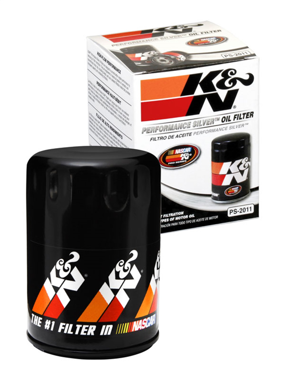 K/&N Filters HP-3003 Gold Oil Filter Fits 12-18 Sierra//Silverado 6.6L