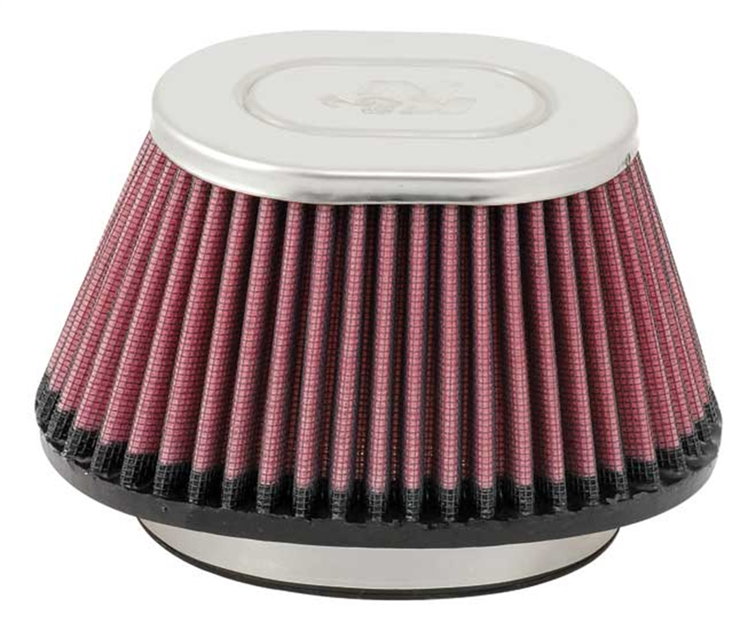 K N Re 0930 Universal Clamp On Air Filter Universal Air: K&N Filters RC-5004 Oval Cone Air Filter Fits GM TPI/LT1