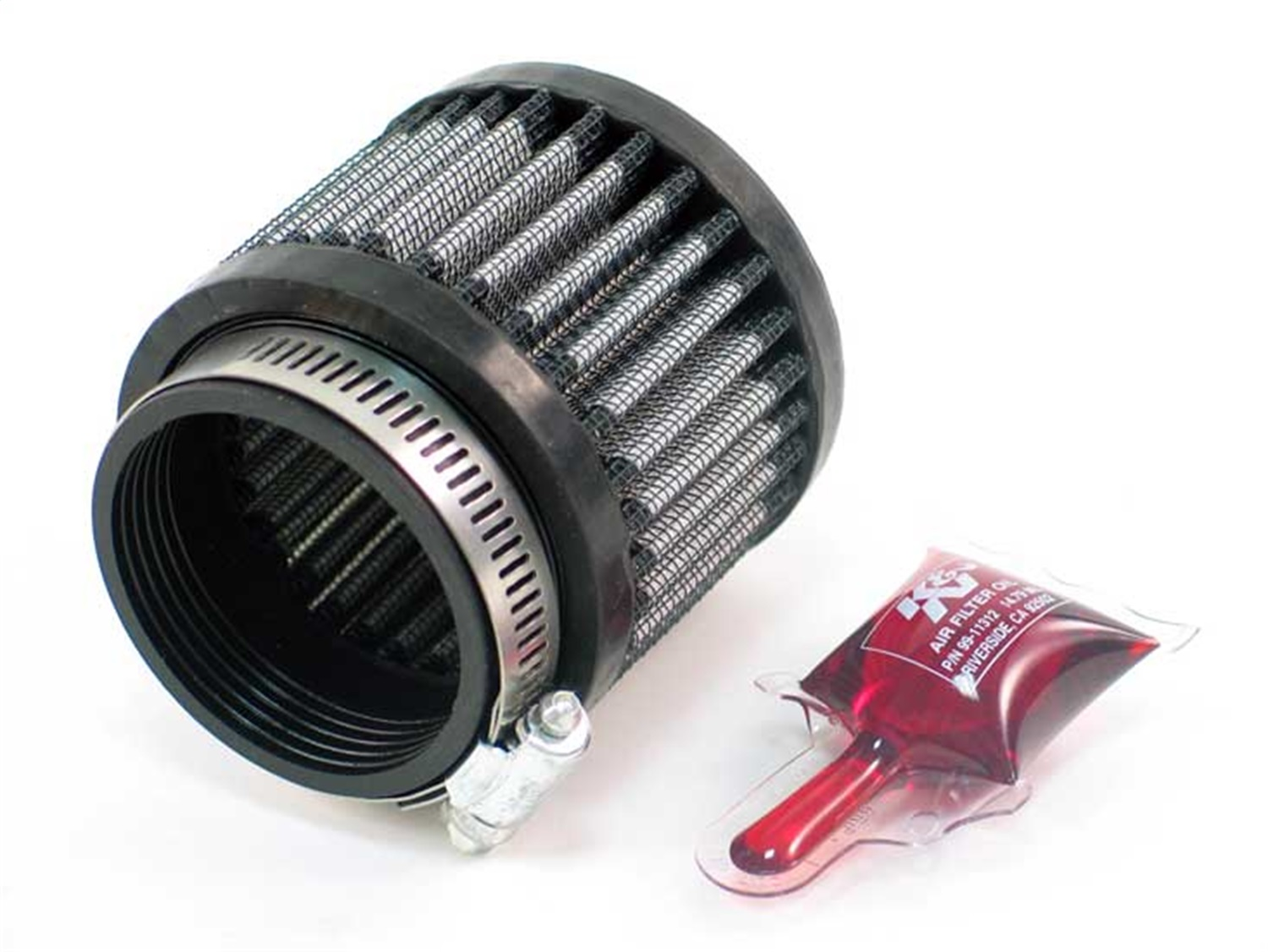 Performance K/&N Filters RU-2990 Universal Air Cleaner Assembly For Sale