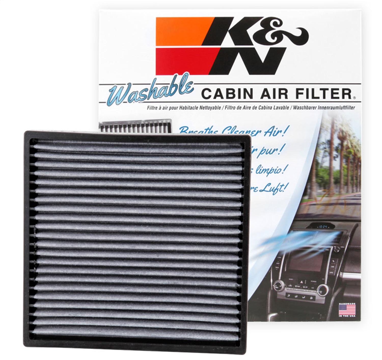 K Amp N Filters Fits 2003 2018 Honda Acura Cabin Hi Flow Air