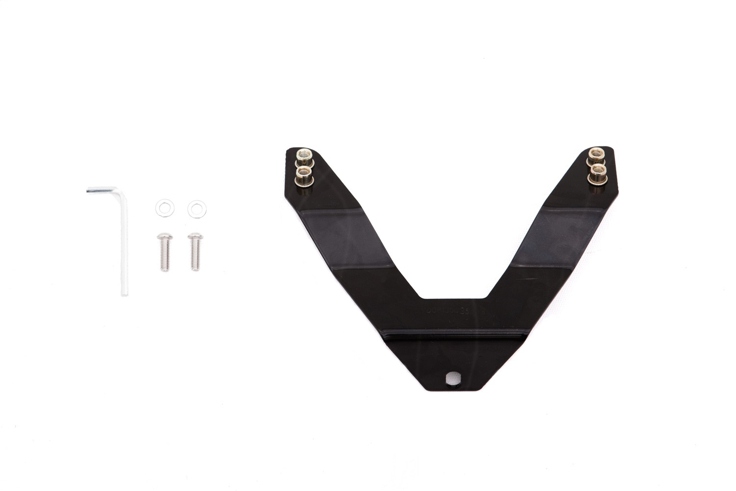 Lund 27021000 License Plate Relocation Kit