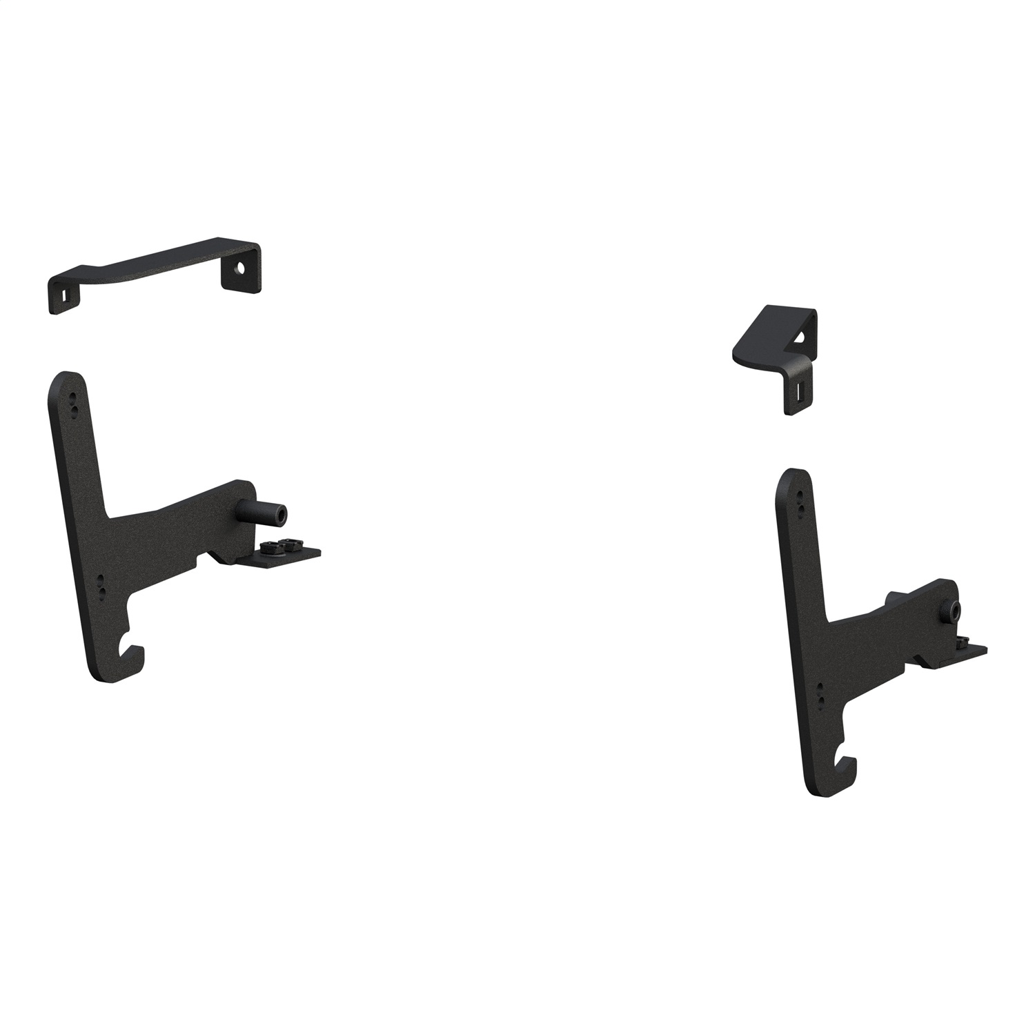 Prowler Max Grille Guard Brackets, Component For PN[310713-321512/320713-321512]