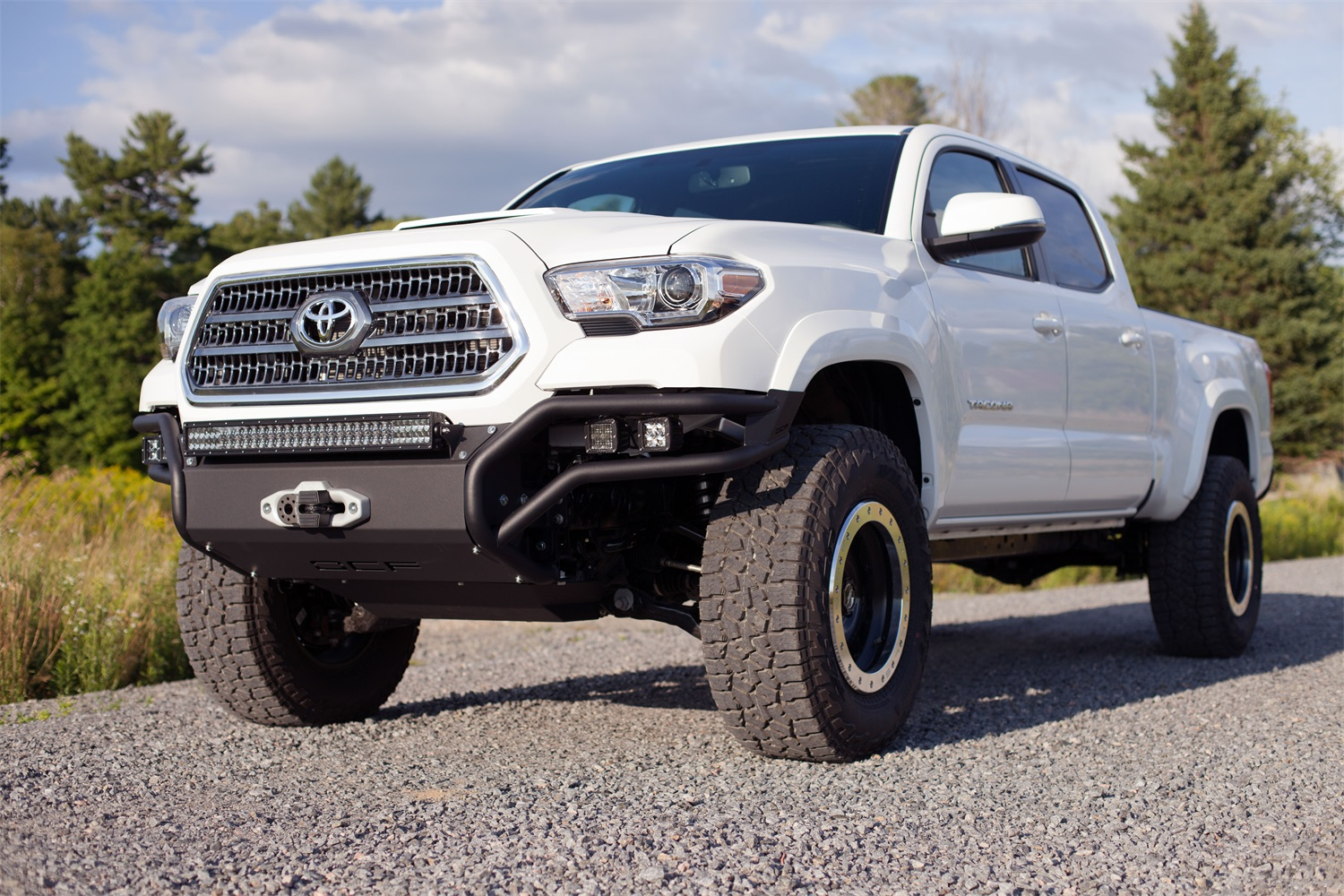 Mbrp exhaust 183224 light bar bracket fits 16 17 tacoma ebay mbrp exhaust 183224 light bar bracket fits 16 mozeypictures Images