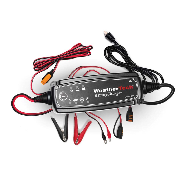 Battery Charger, 4 Amp, 12V/16V Switchable