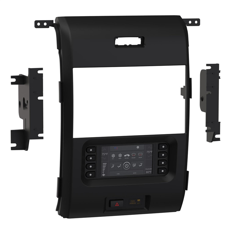 Metra 108-FD2B Radio Installation Kit Fits 13-14 F-150