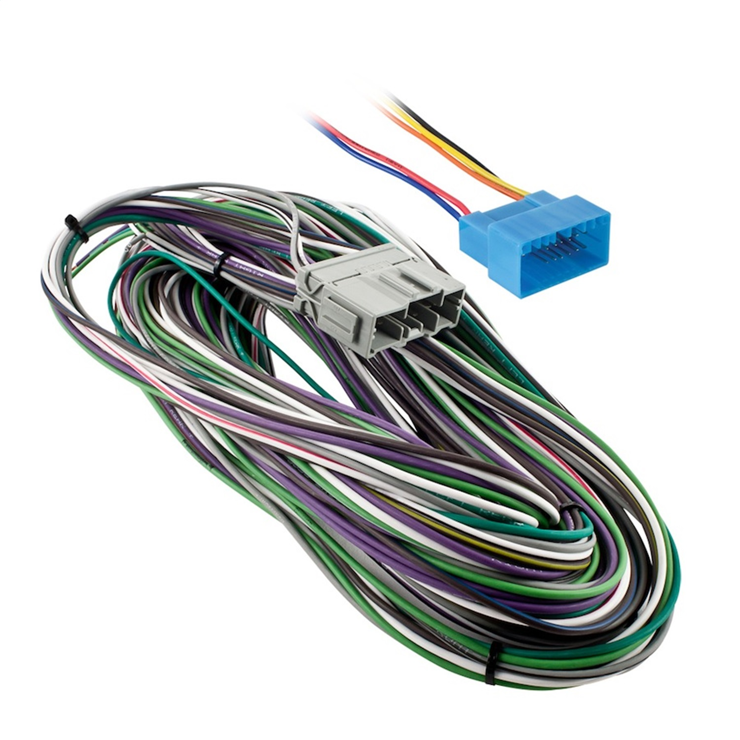 Metra 70-1719 Custom Fit Amp Bypass Harness Fits 03-11 Element