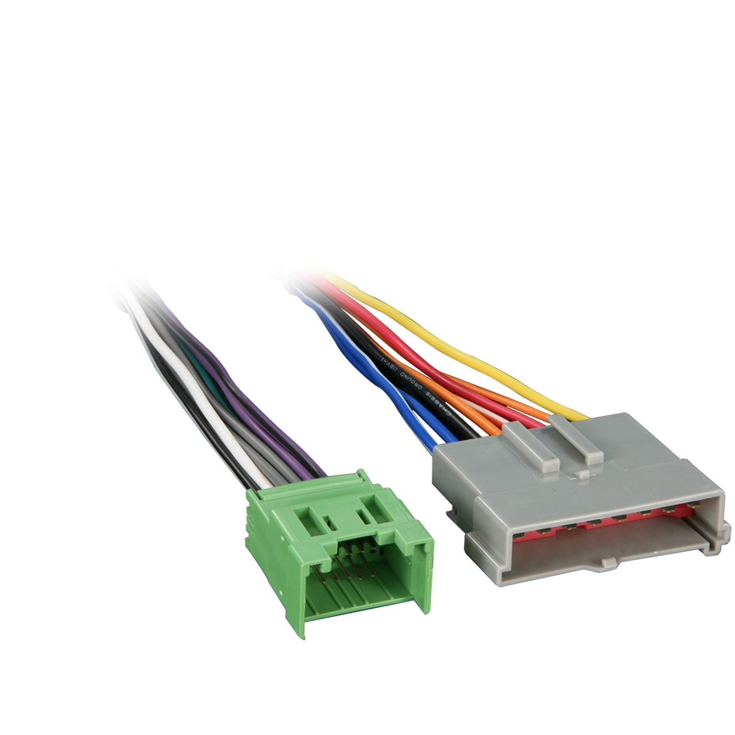 Metra 70-5600 TURBOWire; Amp Integration Wire Harness