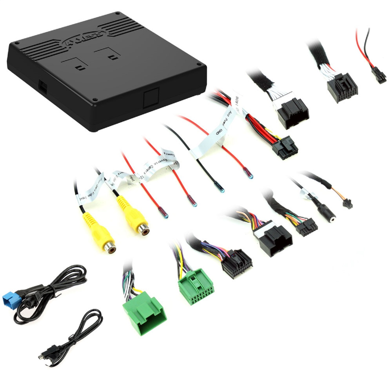 Metra AX-AM-GM91 Interface For Camera And HDMI