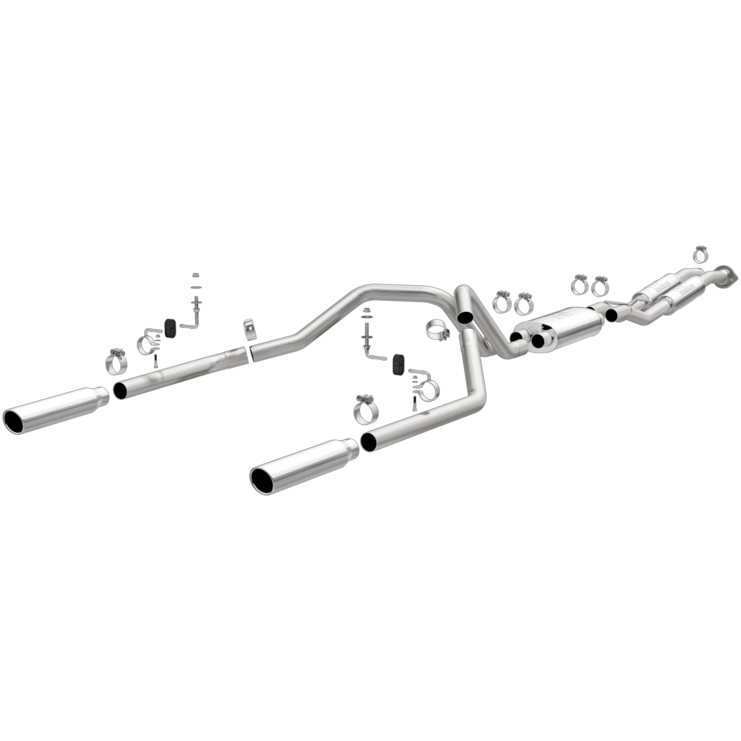 magnaflow performance exhaust 15840 exhaust system kit