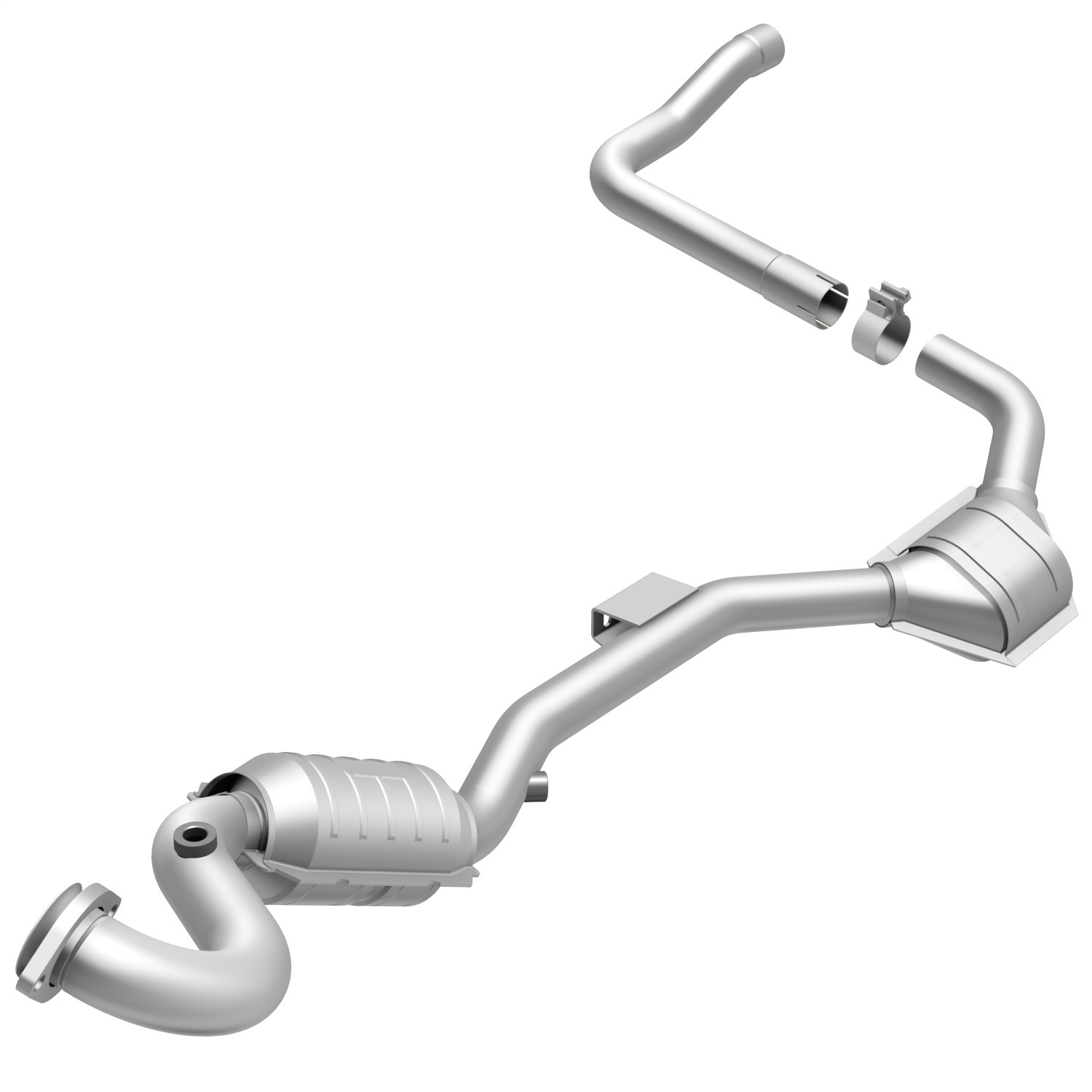 MagnaFlow 49 State Converter 49867 Direct Fit Catalytic Converter Fits ML430