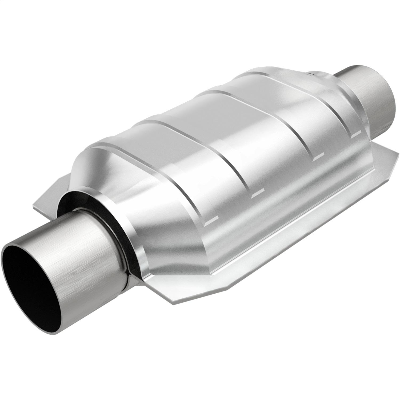 MagnaFlow 49 State Converter 51105 Universal-Fit Catalytic Converter
