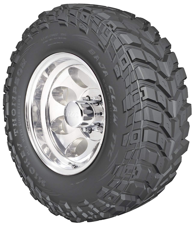 Mickey Thompson 90000001567 Mickey Thompson Baja Claw TTC Radial Tire