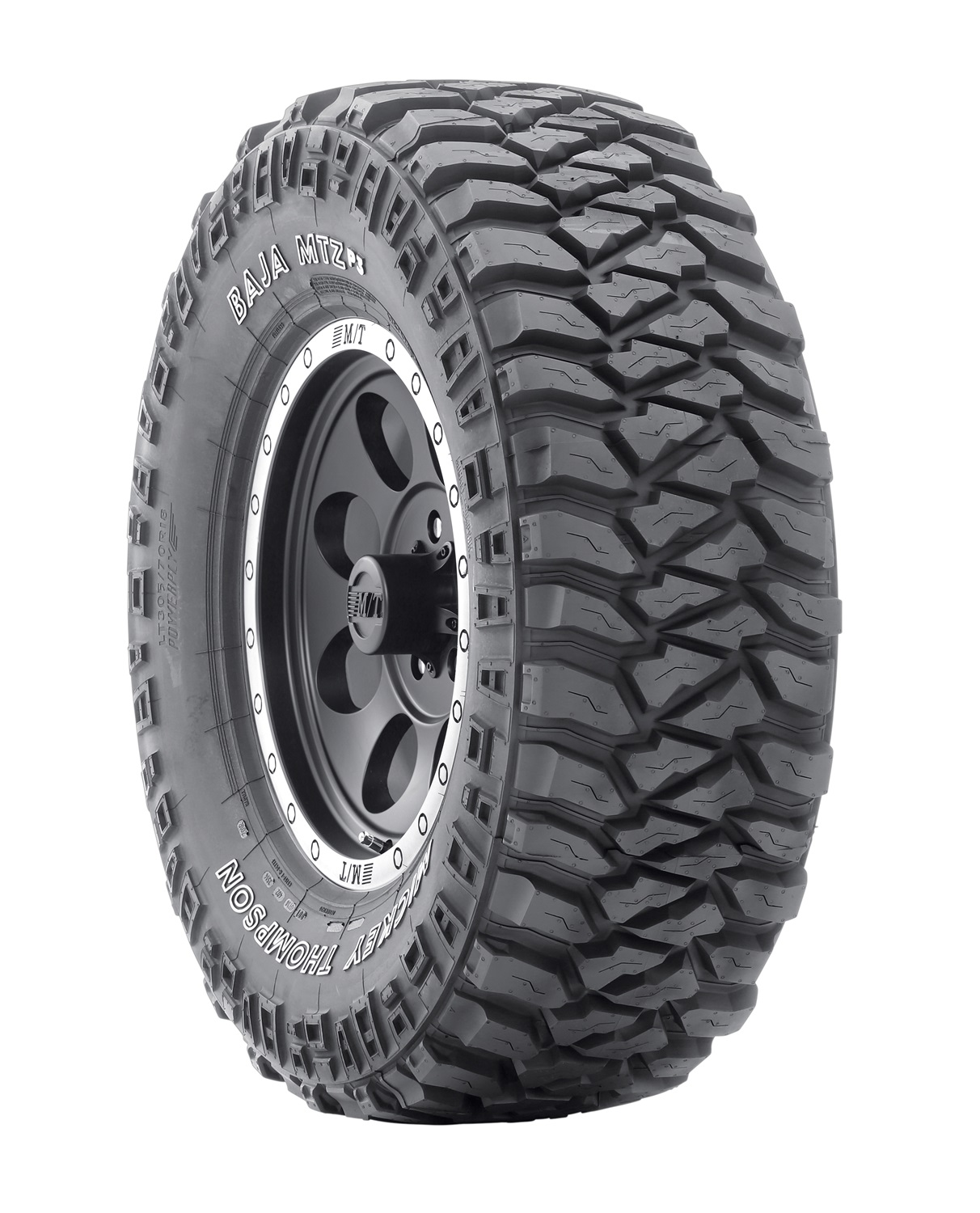 Mickey Thompson 90000024261 Mickey Thompson Baja MTZP3
