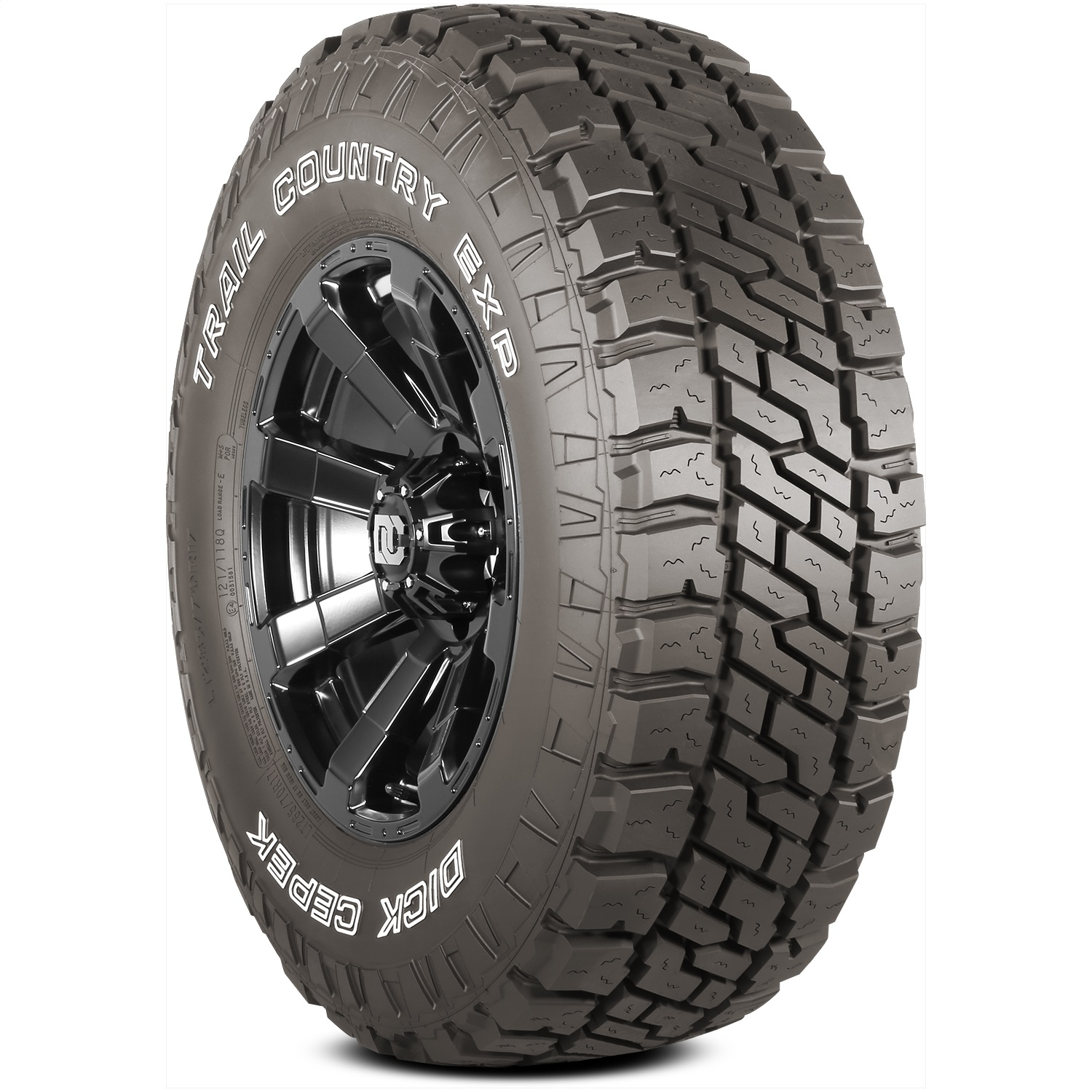Mickey Thompson 90000034687 Dick Cepek Trail Country EXP  Tire