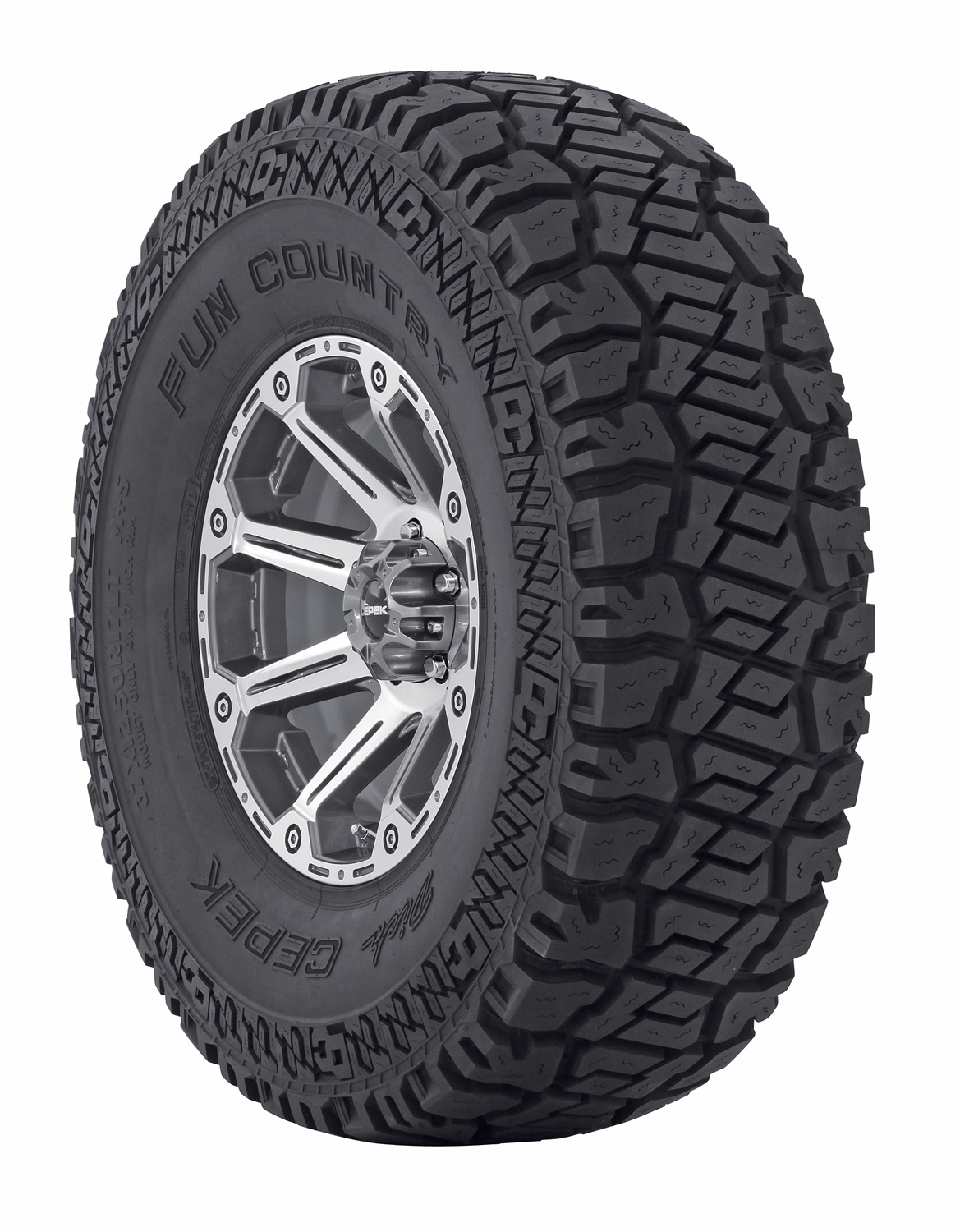 Mickey Thompson 90000001950 Dick Cepek Fun Country Tire
