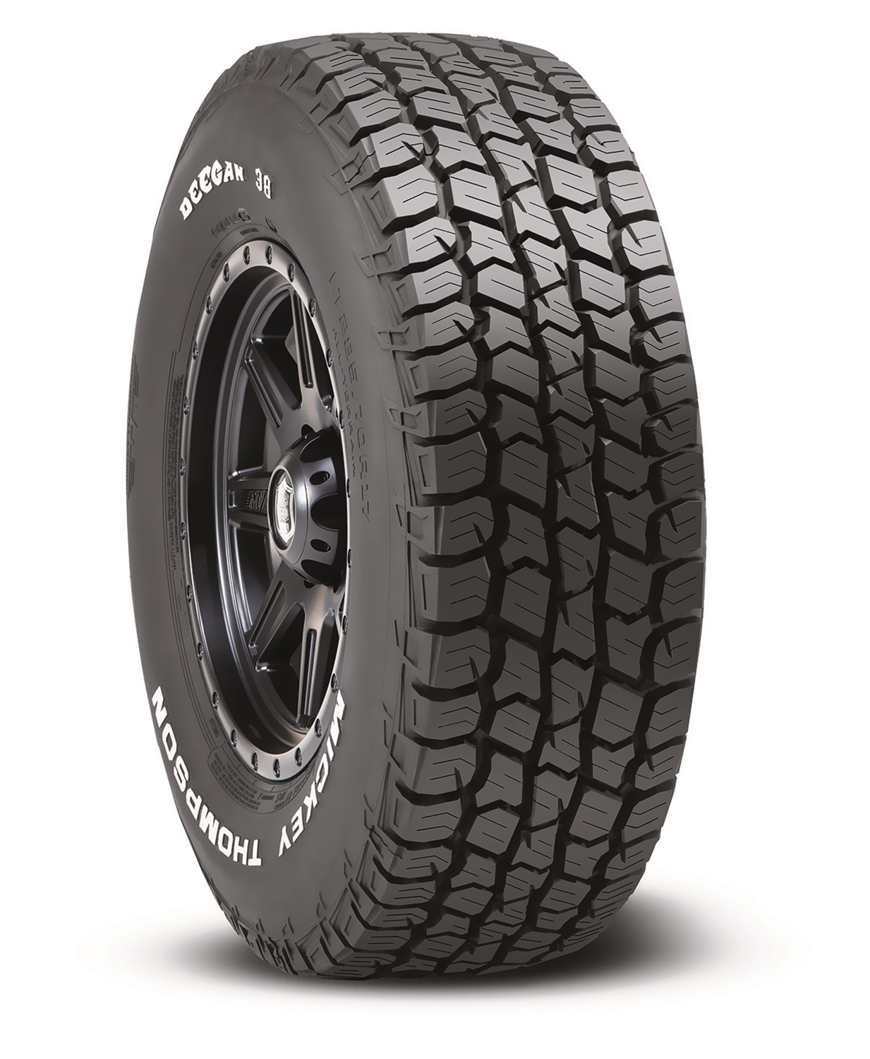 Mickey Thompson 90000035201 Mickey Thompson Deegan 38 All-Terrain Tire