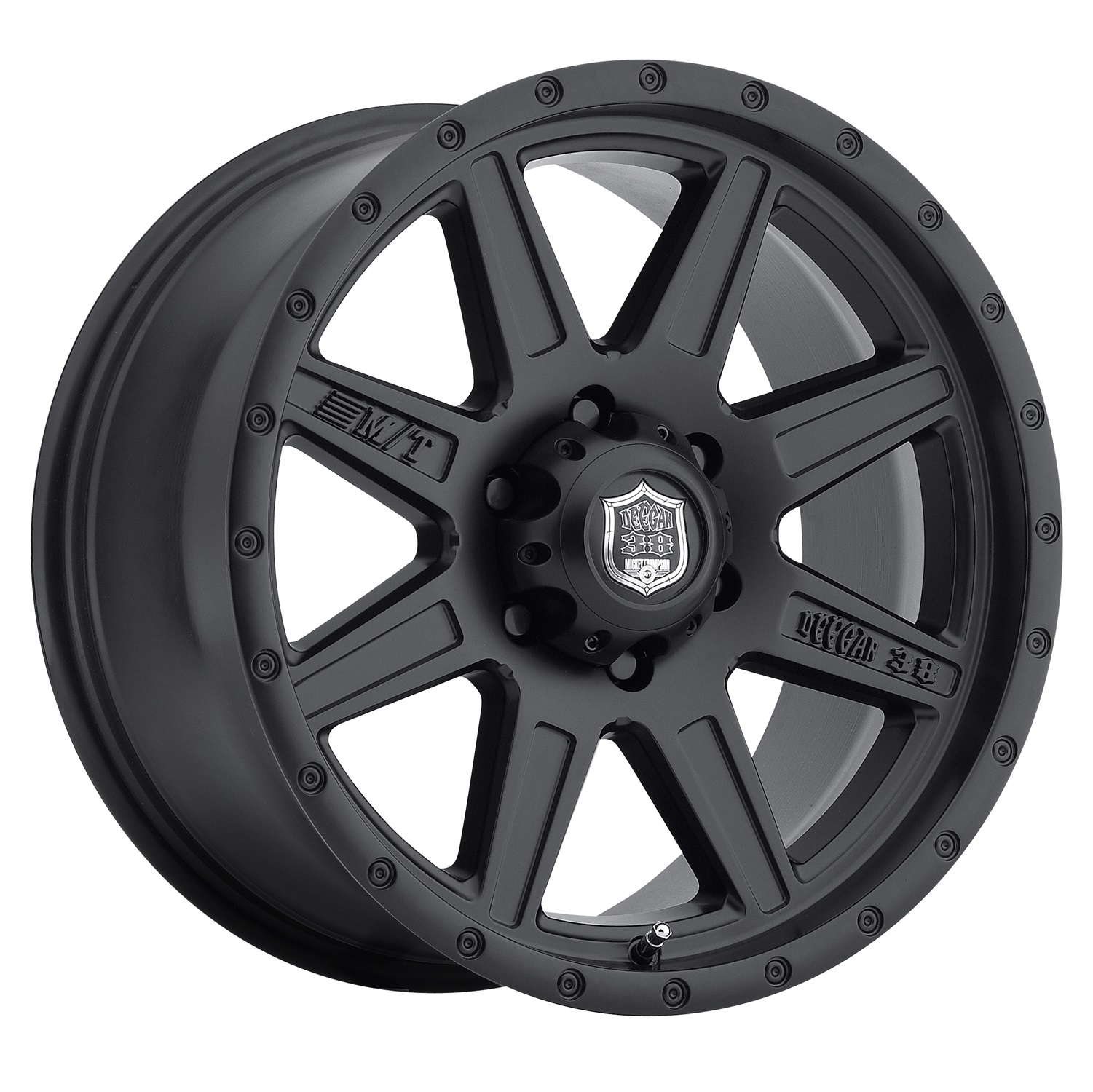 Mickey Thompson 90000024776 Mickey Thompson DEEGAN 38 PRO 2 Black