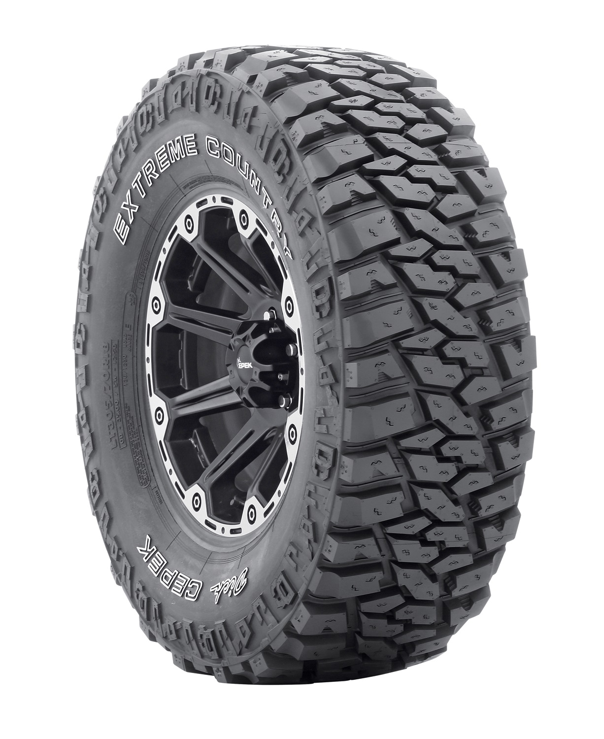 Mickey Thompson 90000031540 Dick Cepek Extreme Country