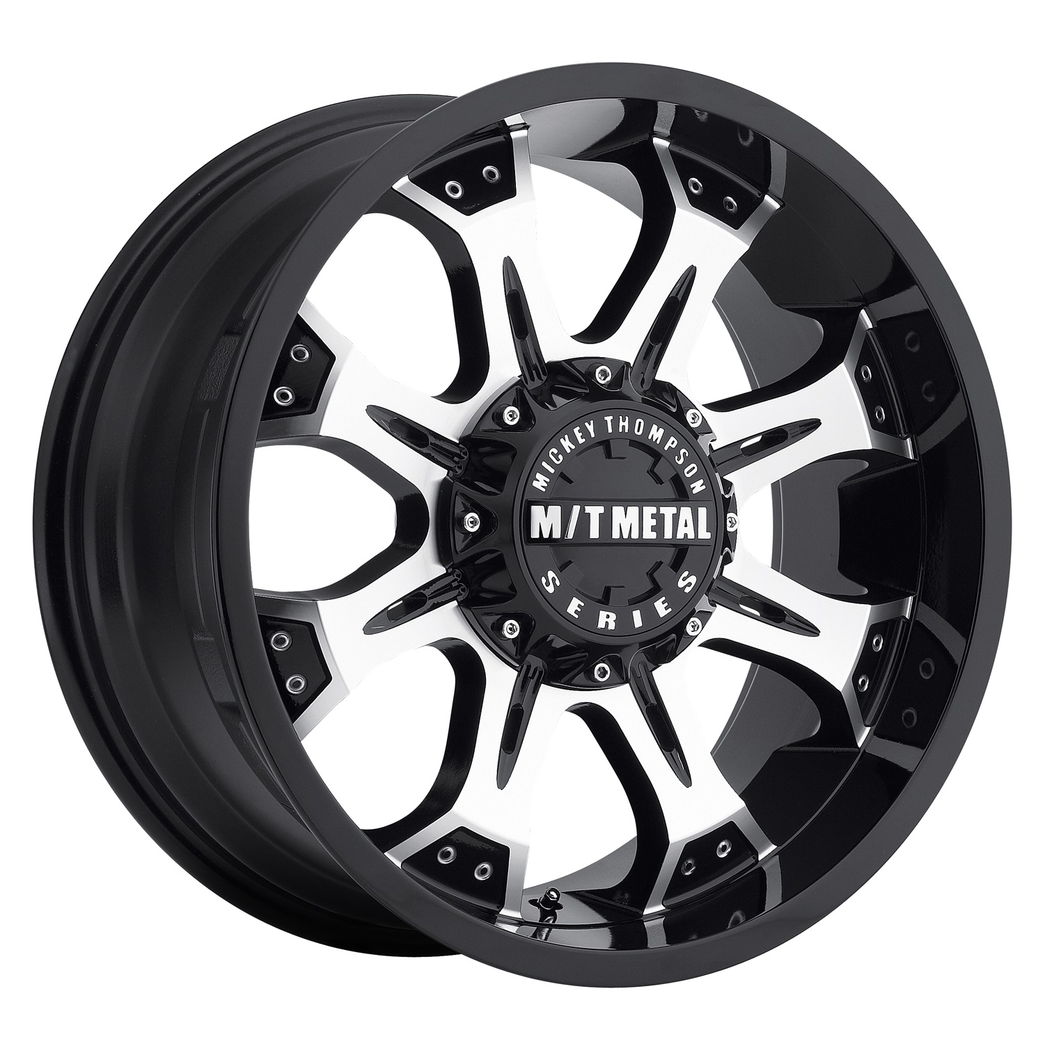Mickey Thompson 90000022568 Mickey Thompson Metal Series MM-164M