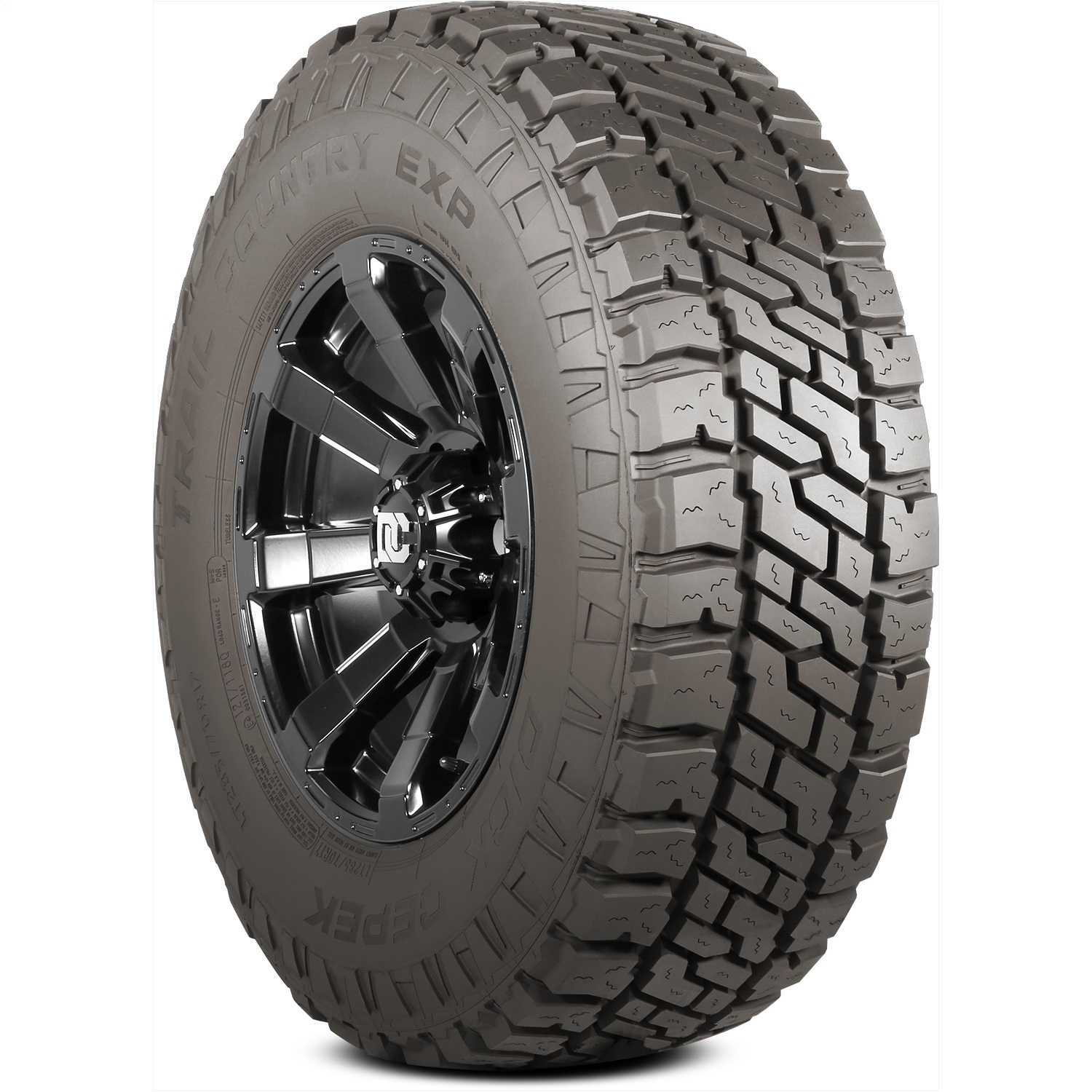 Mickey Thompson 90000034247 Dick Cepek Trail Country EXP  Tire
