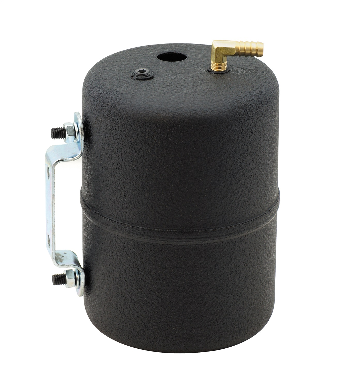3701 Mr. Gasket Vacuum Canister Black Painted