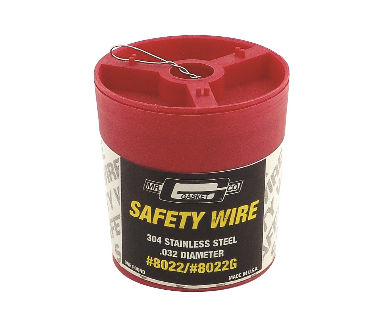 Mr Gasket 8022G Safety Lock Wire
