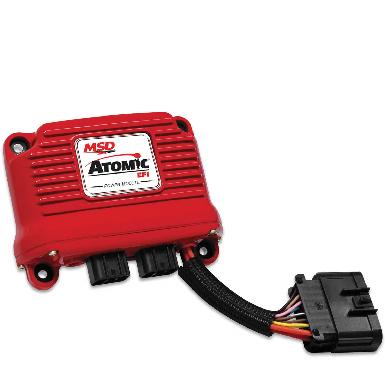 Msd Ignition 2900 Atomic Efi Fuel Injection Conversion Kit 525hp W System Wiring Diagram Master