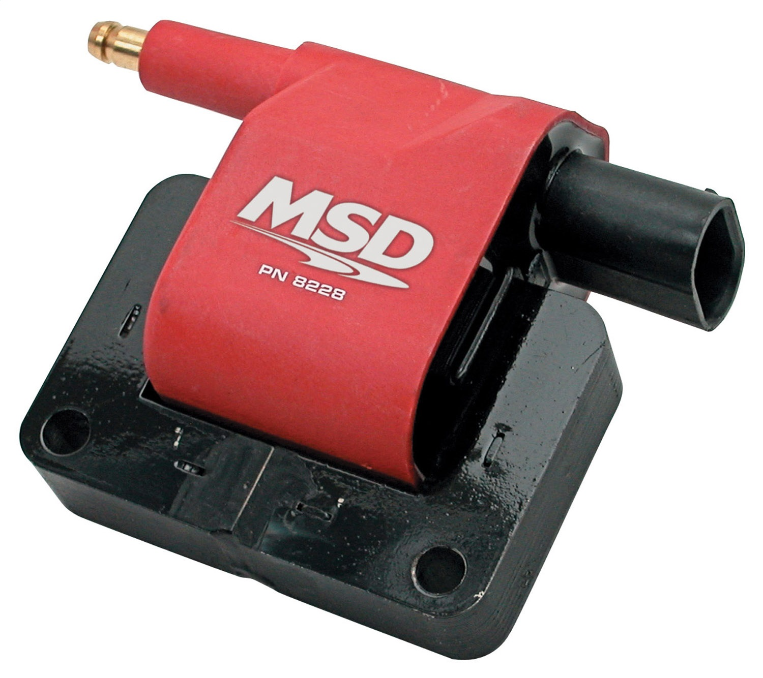 Msd Ignition 8228 Blaster Coil Replacement Fits 1992 1999 Dodge Jeep A Wiring Diagram For L6 Sentinel
