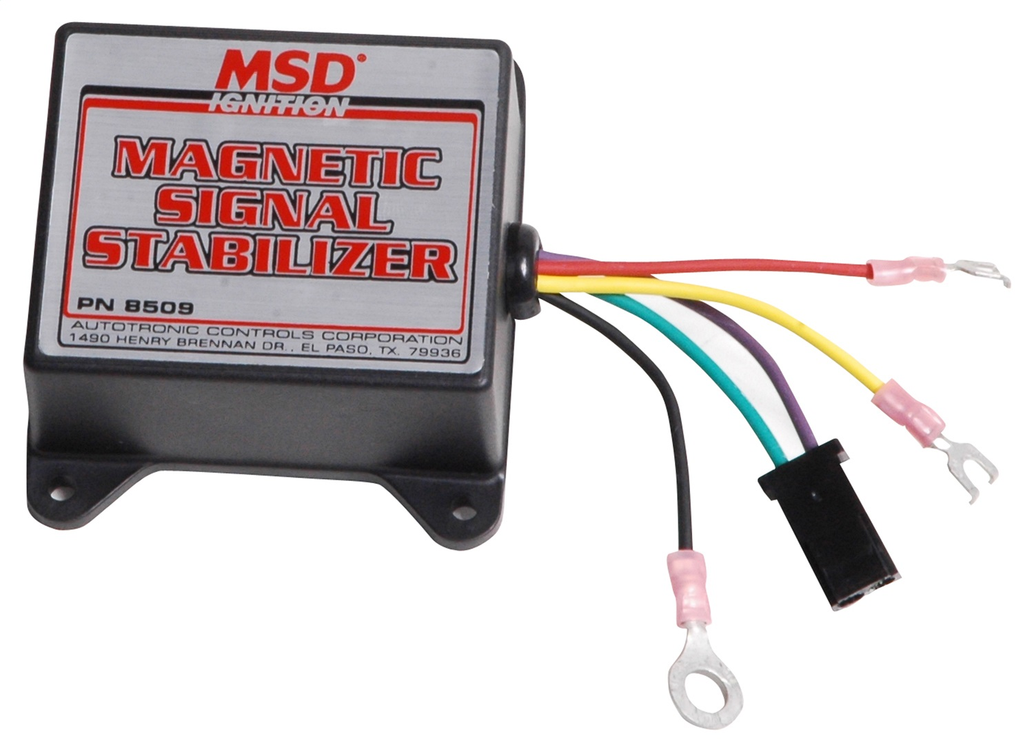 MSD Ignition 8509 Magnetic Signal Stabilizer