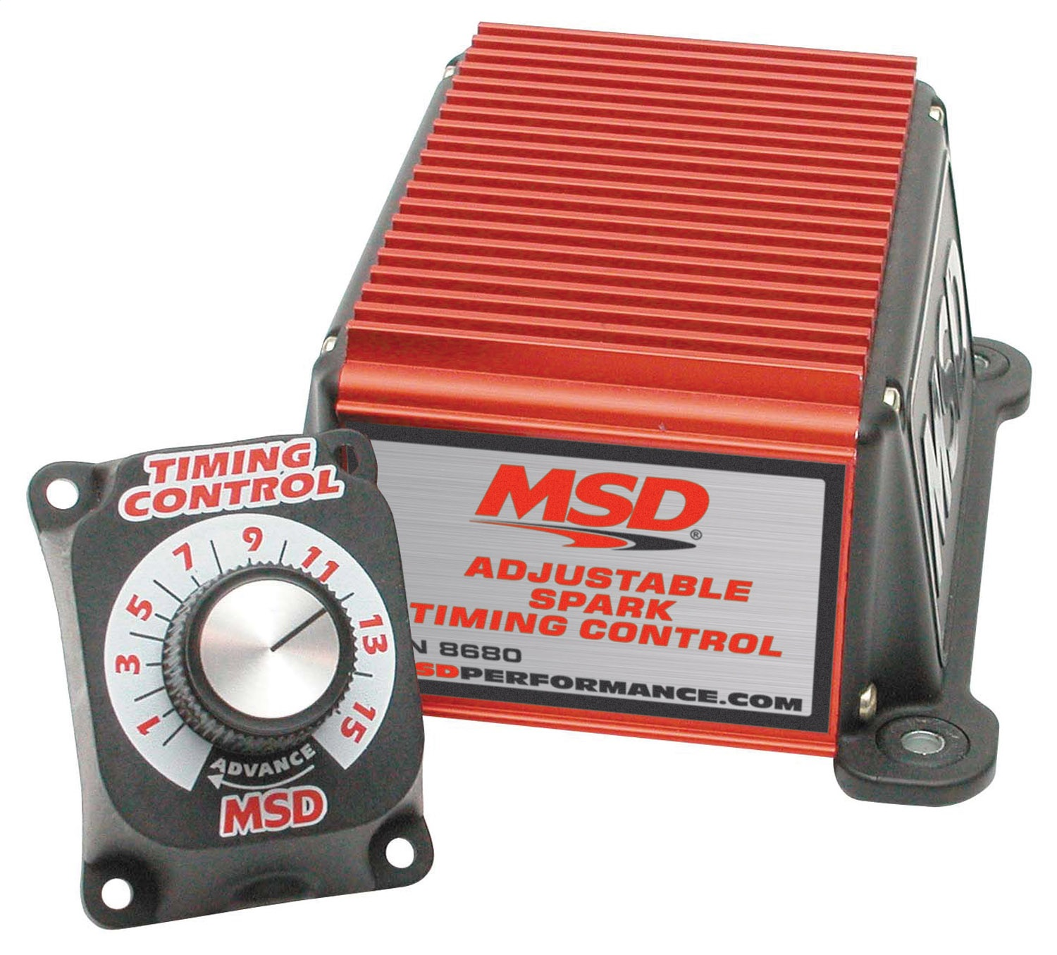 MSD Ignition 8680 Adjustable Timing Control