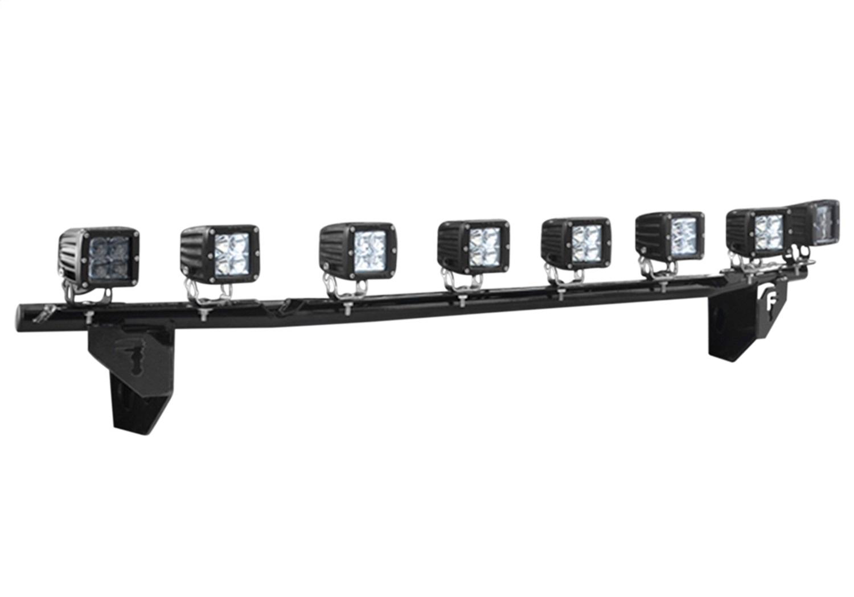 N-Fab D1030LD Light Bar Fits 10-19 2500 3500 Ram 2500 Ram 3500