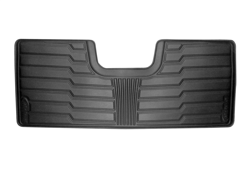 Lund 383077-G Catch-It Vinyl Grey Rear Seat Floor Mat