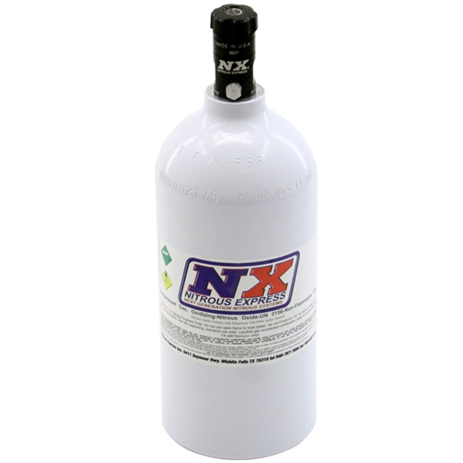 Nitrous Express 11025 Nitrous Bottle