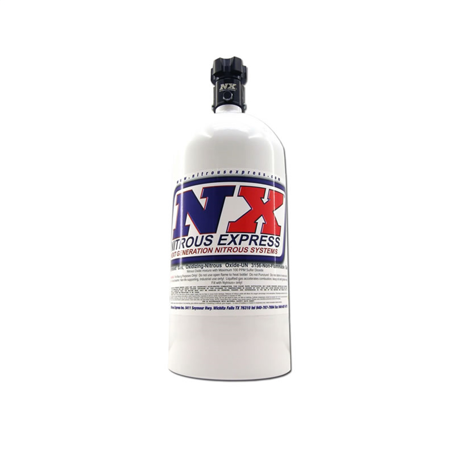 Nitrous Express 11050 Nitrous Bottle