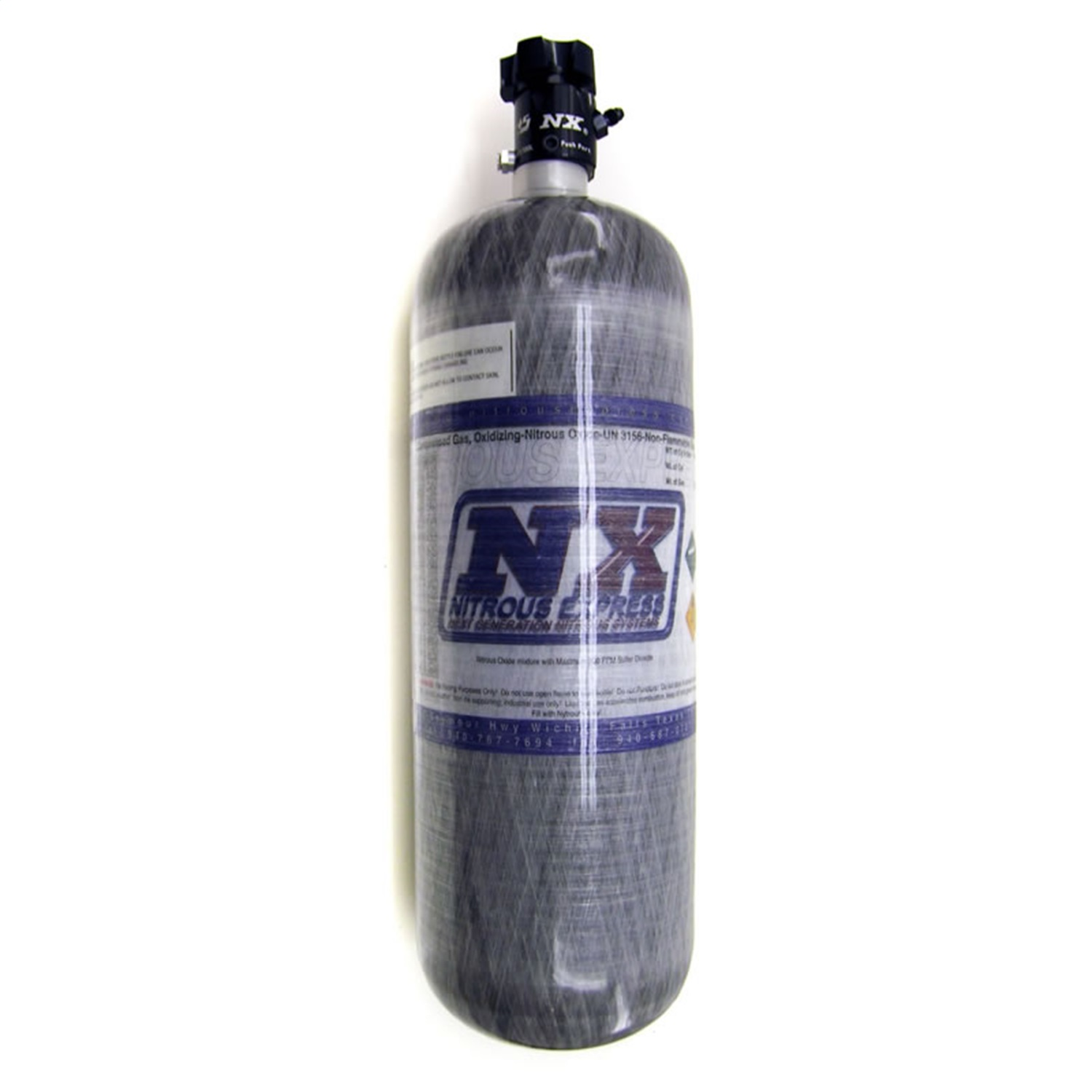 Nitrous Express 11152 Nitrous Bottle