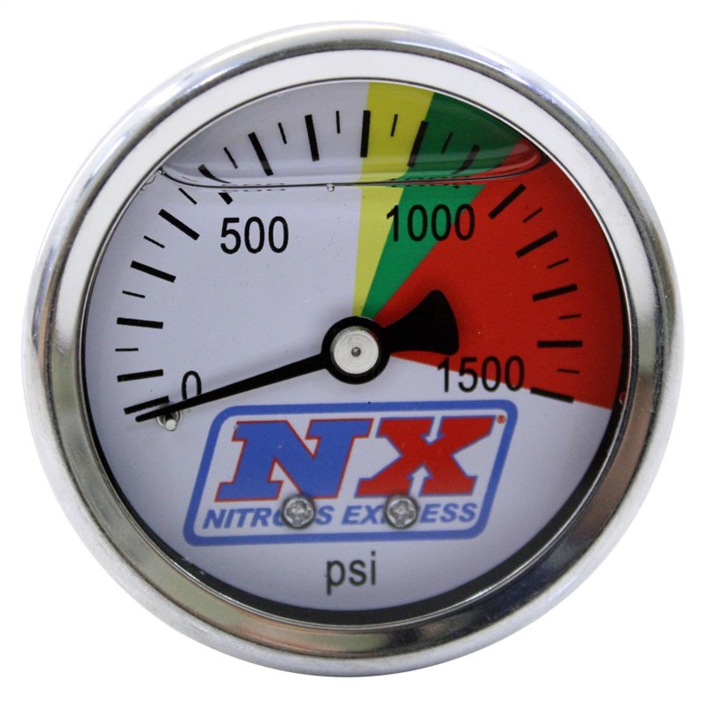 Nitrous Express 15508 Nitrous Pressure Gauge
