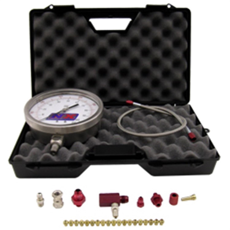 Nitrous Express 15529 Master Flo-Check Pro Nitrous Pressure Gauge