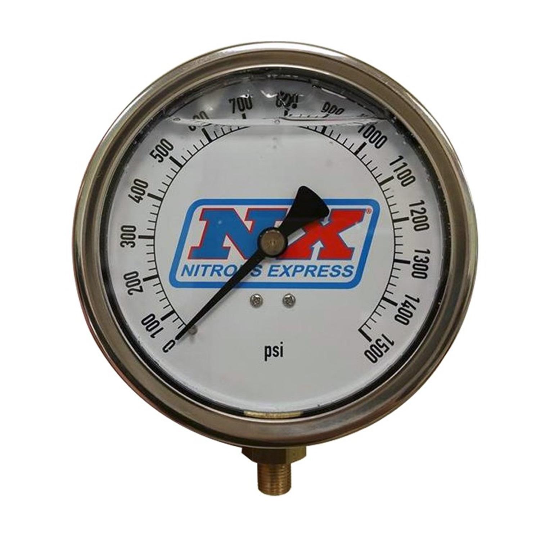 Nitrous Express 15540 Nitrous Pressure Gauge