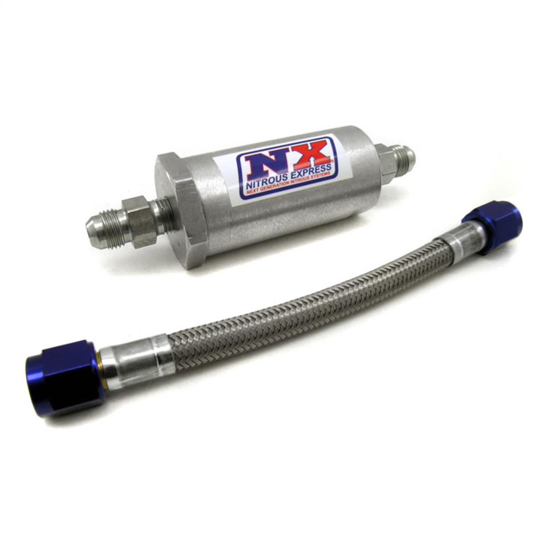 Nitrous Express 15610 D-6 Pure-Flo N20 Nitrous Filter