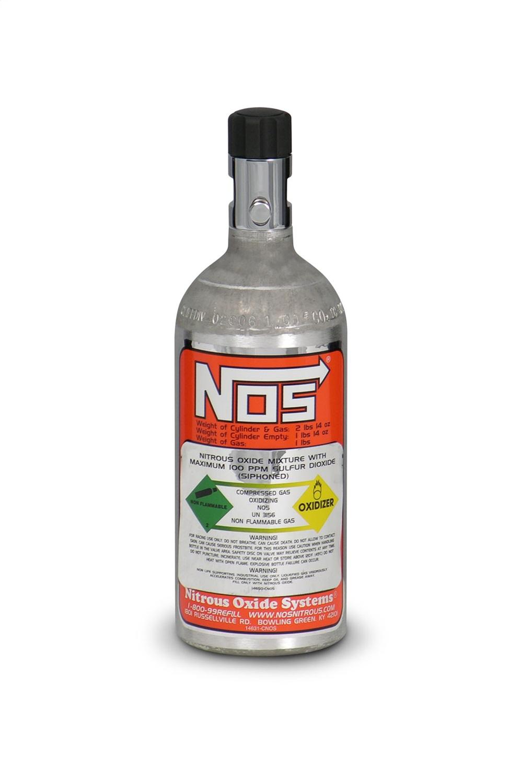 NOS 14705NOS Nitrous Bottle
