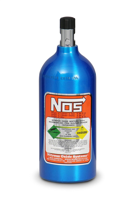 NOS 14720NOS Nitrous Bottle