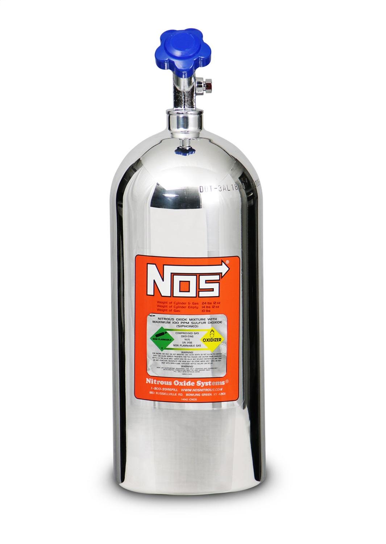 NOS 14745-PNOS Nitrous Bottle