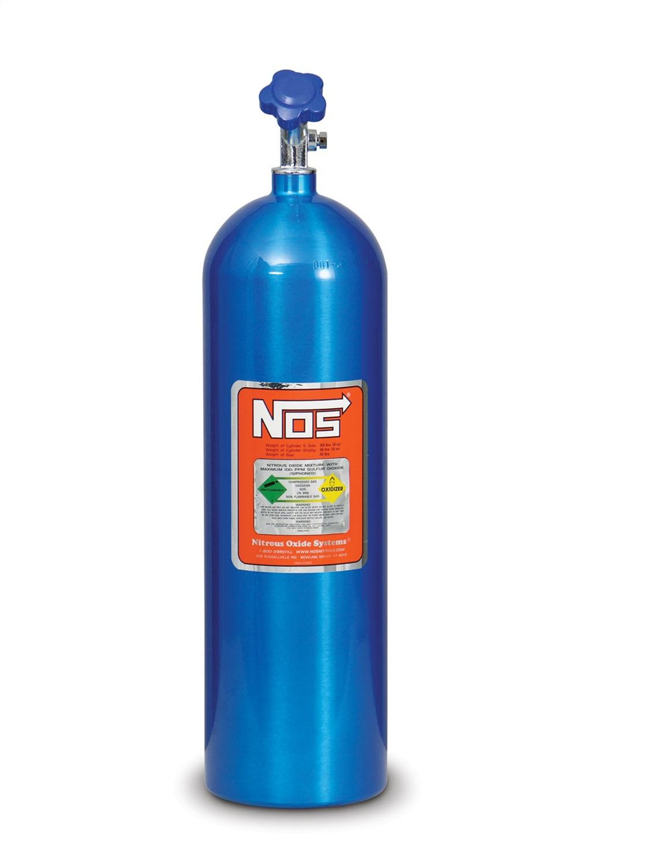 NOS 14750NOS Nitrous Bottle