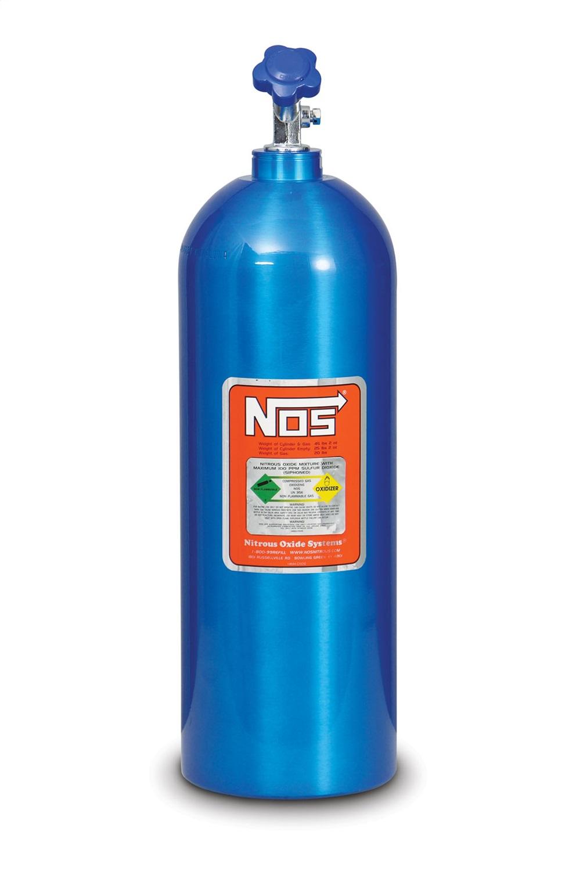 NOS 14760NOS Nitrous Bottle
