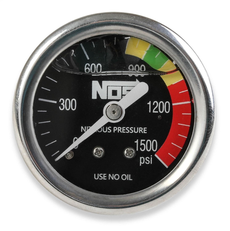 NOS 15919NOS Nitrous Pressure Gauge