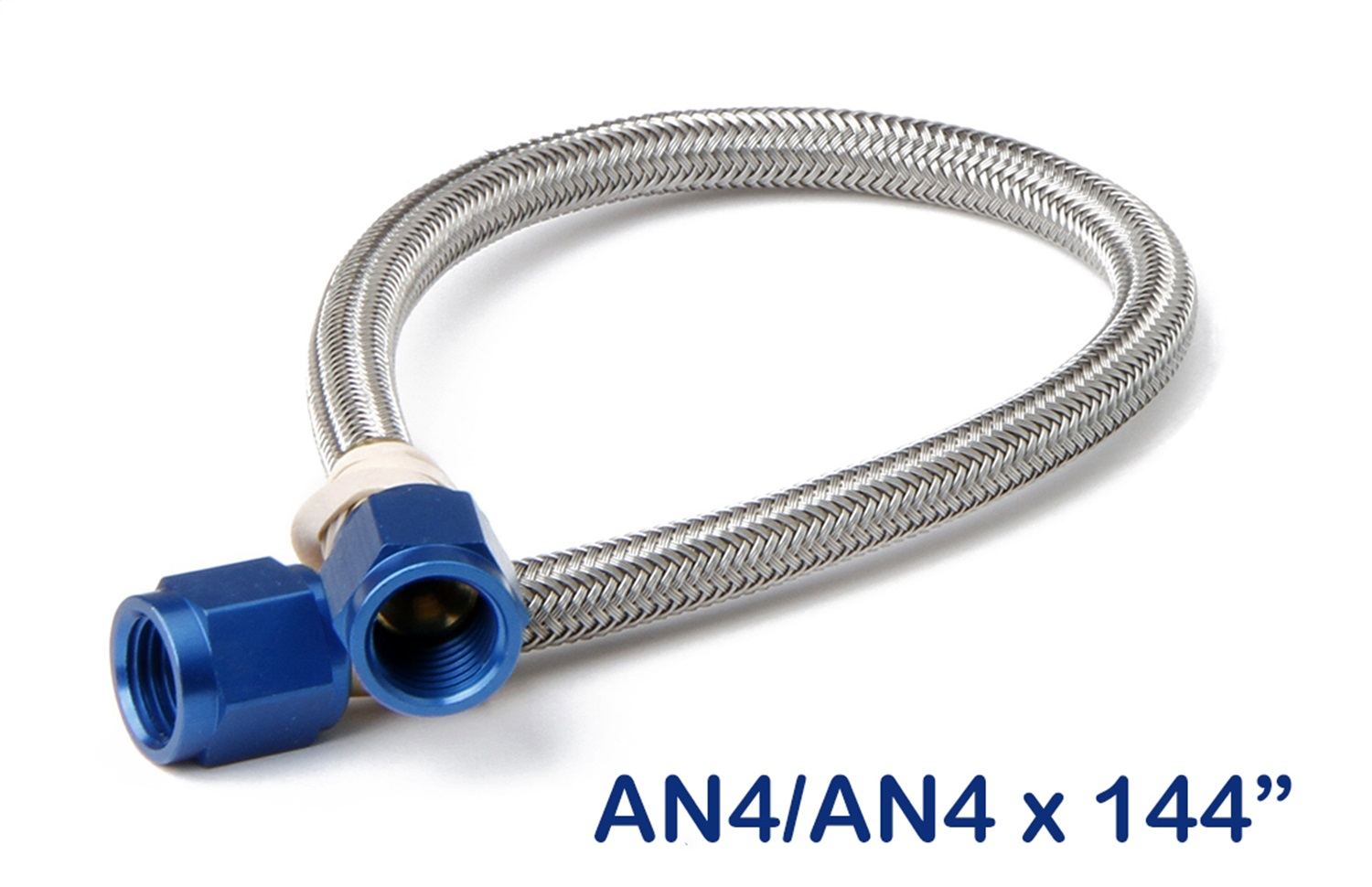 NOS 15290NOS Stainless Steel Braided Hose