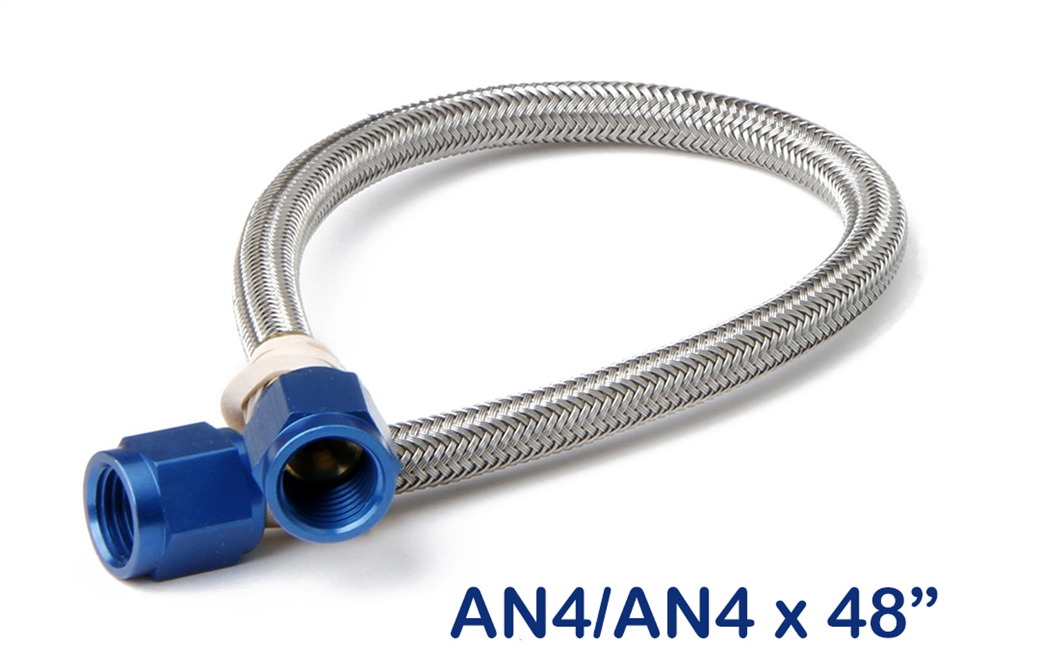 NOS 15250NOS Stainless Steel Braided Hose